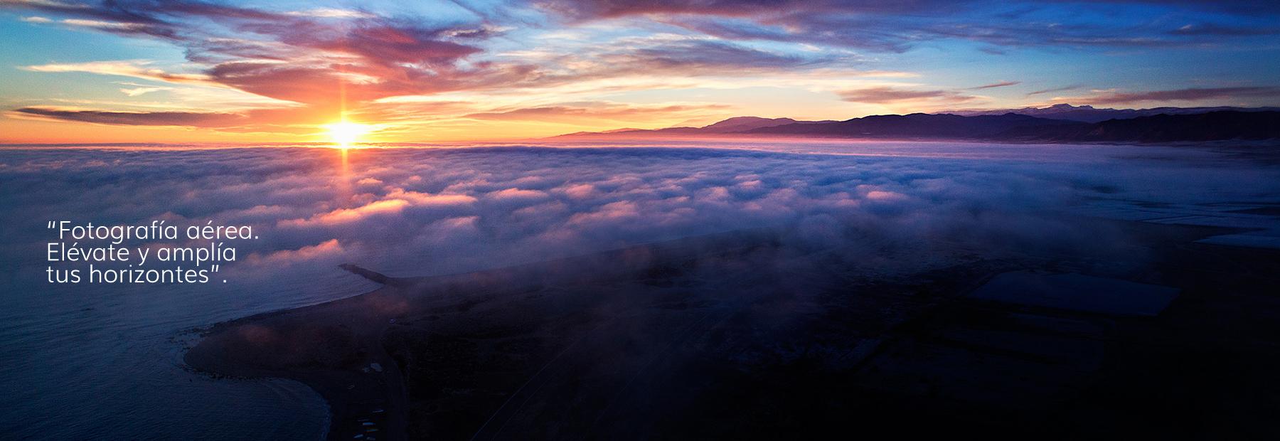 Fotografía  aérea 2