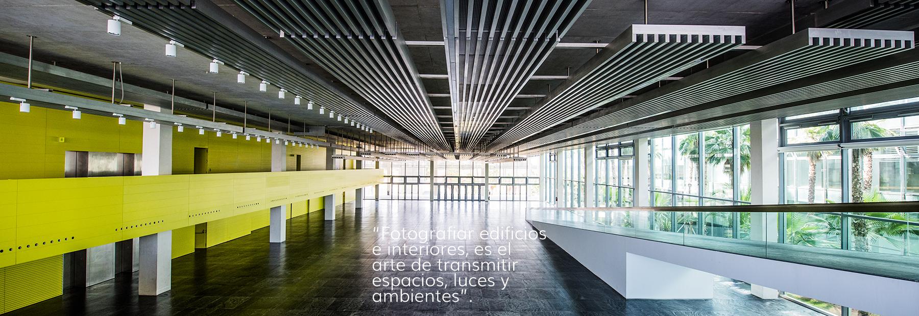 Fotografía  de interiores 2
