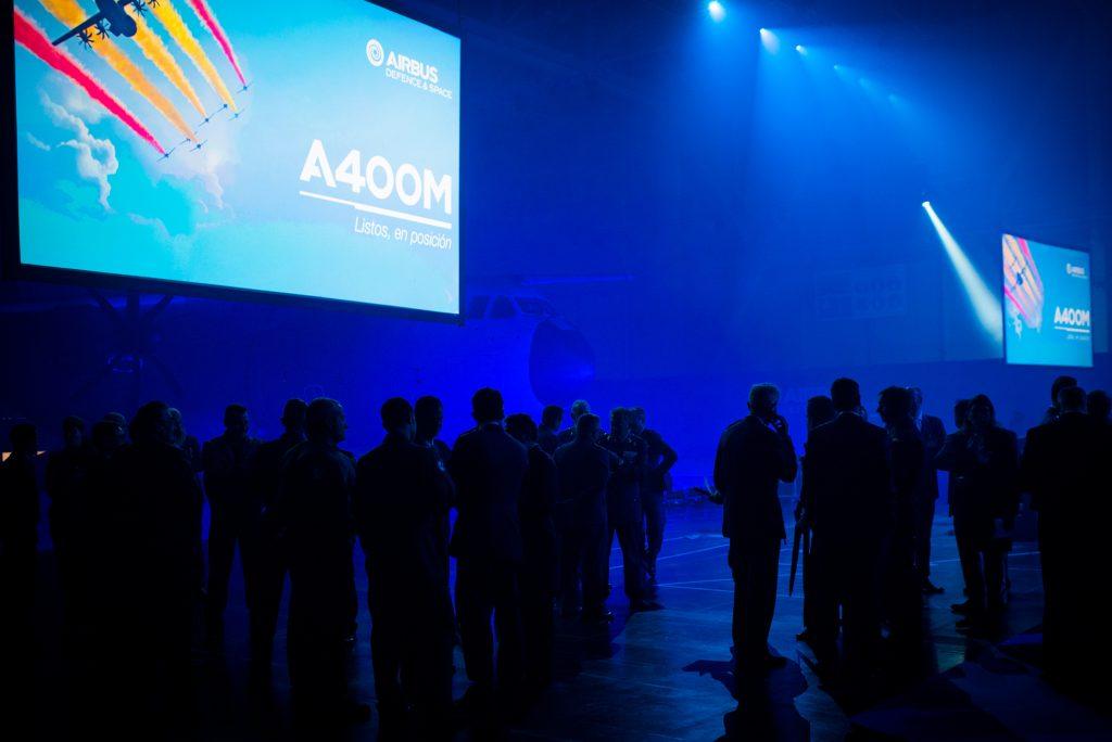 Evento A400M Sevilla
